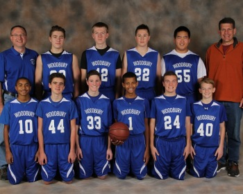 Youth Team Basketball Photo