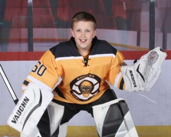Photo of Youth Hockey Goalie